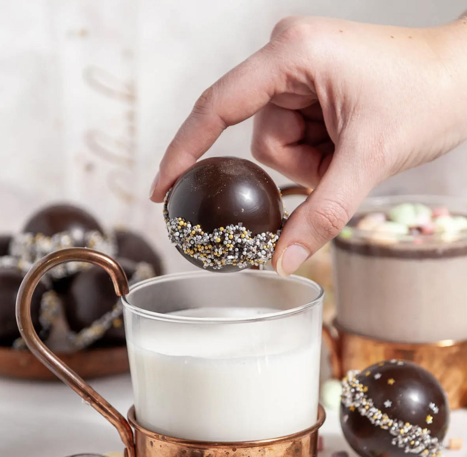 Chocolate Bomb Recipe Link