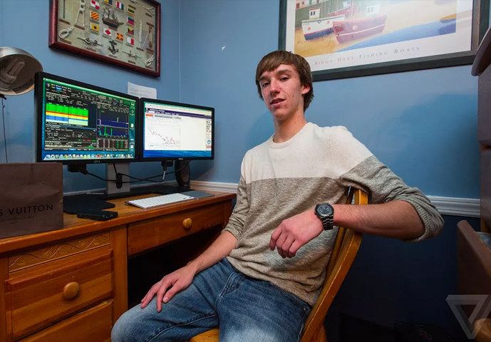 Teen Day Trader