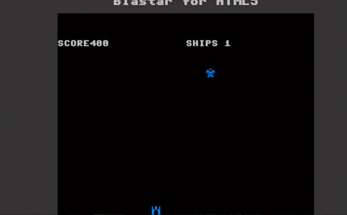 Elon Musk's Blaster Game - 1984