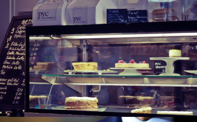 Bakery Case
