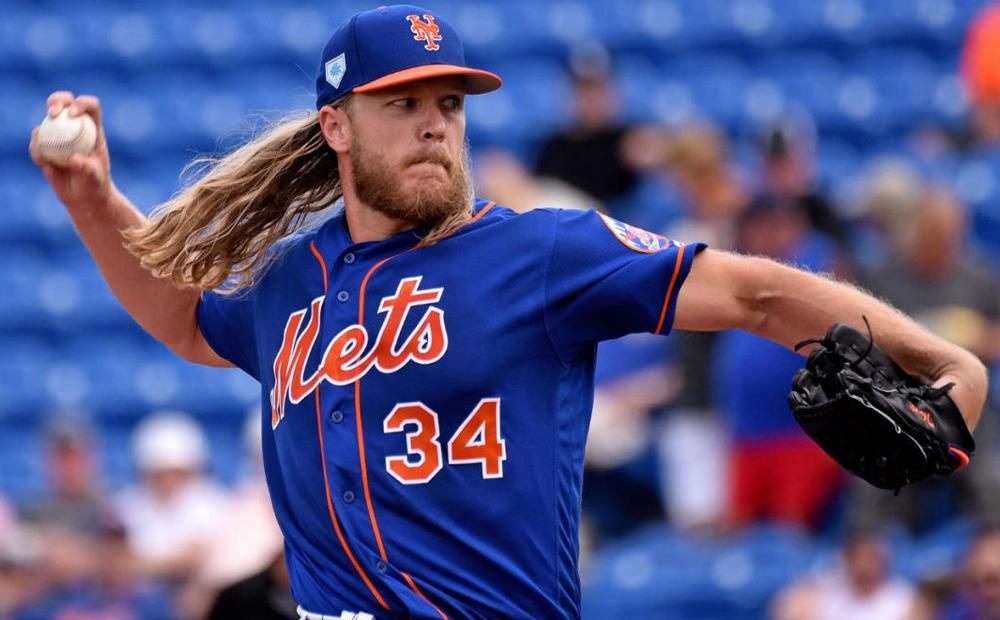 Noah Syndergaard - NY Mets