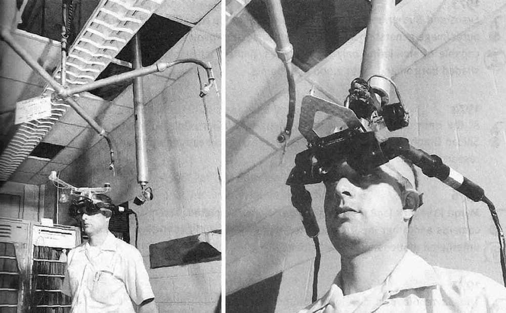 """wired.com Article - Augmented Reality """"The Ultimate Display"""" by Ivan Sutherland, 1965"""