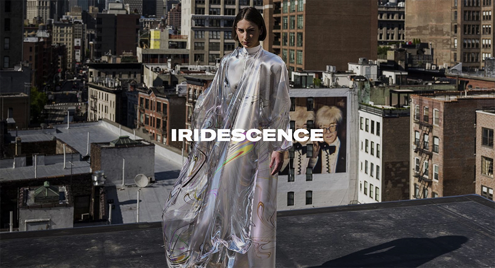 Iridesence, a Landmark Moment in Digital Couture - the First Digital Dress Ever Purchased
