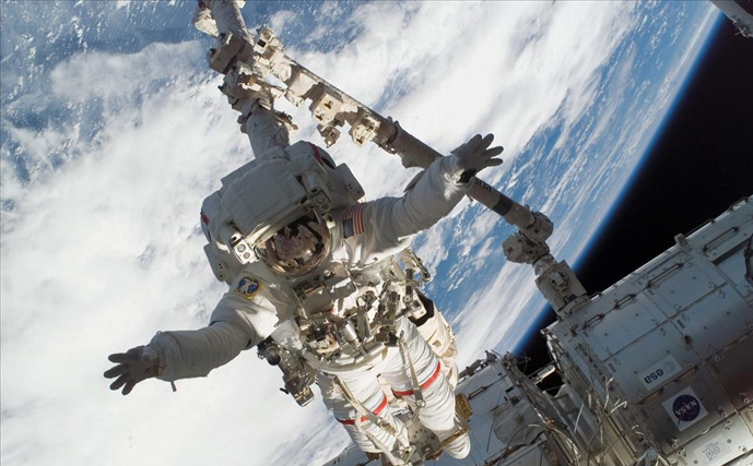 The Canadarm was designed to function flawlessly in space with the dexterity of a human arm