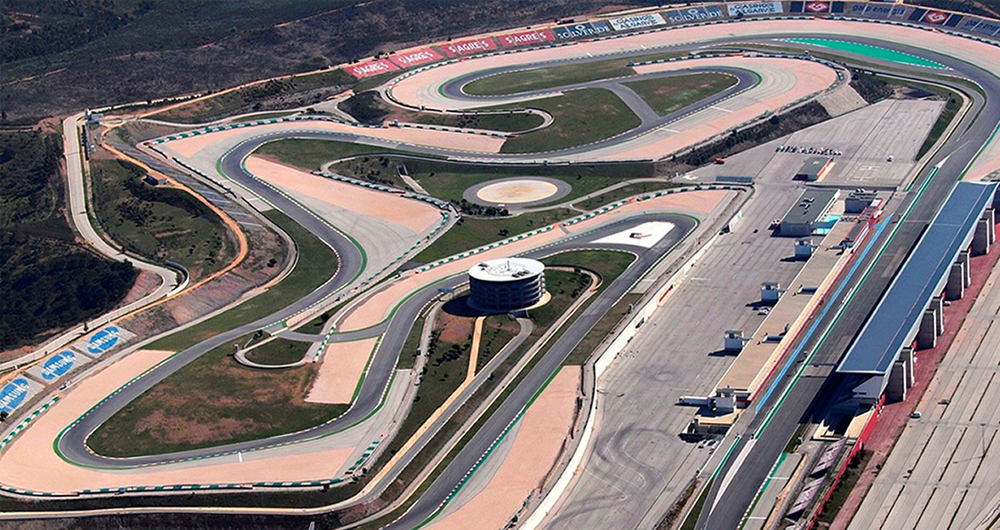 """Becoming a favorite track among F1 drivers, Algarve has been described by competitors as a """"rollercoaster"""" that is """"massively challenging"""""""