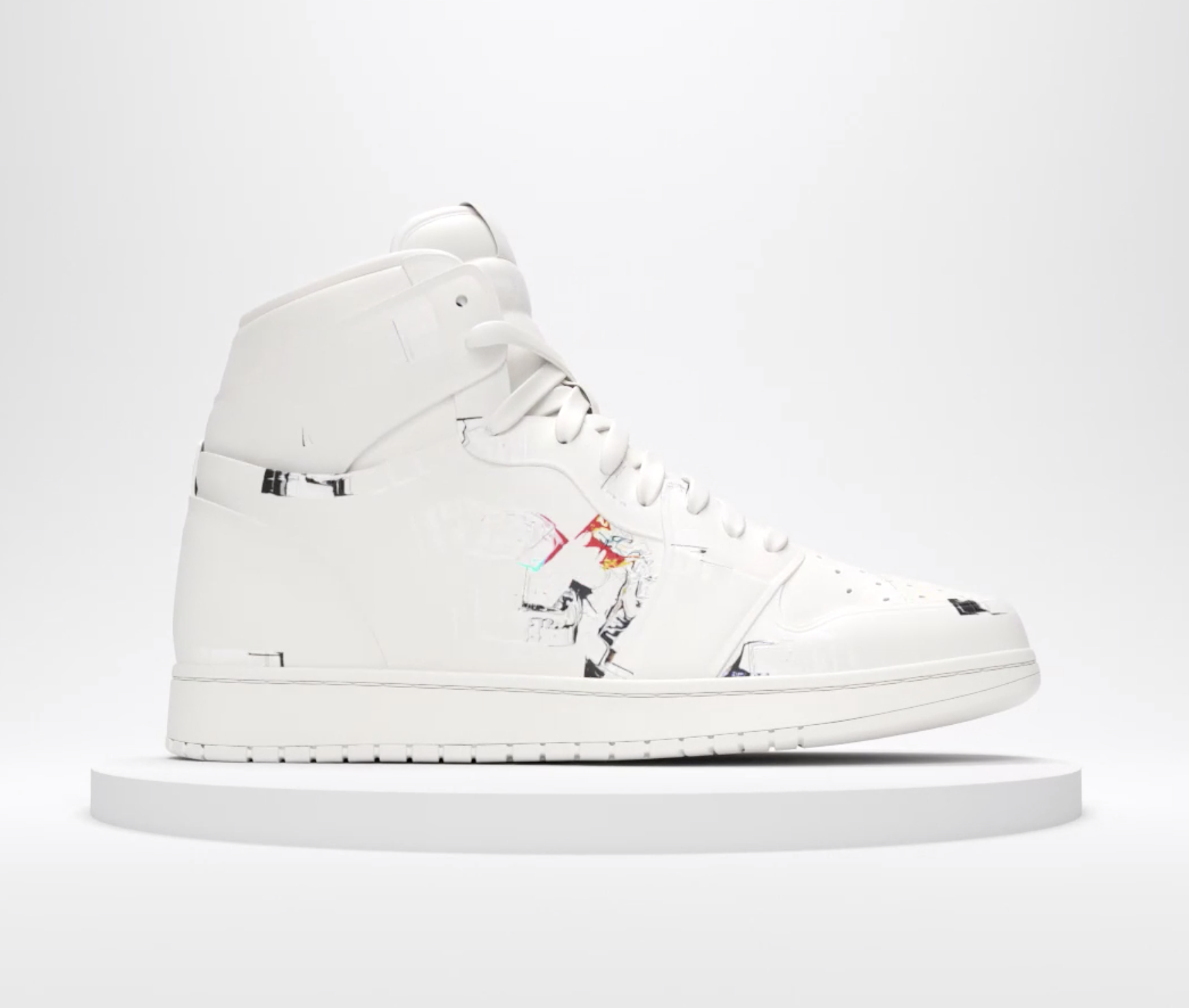 Digital Sneaker
