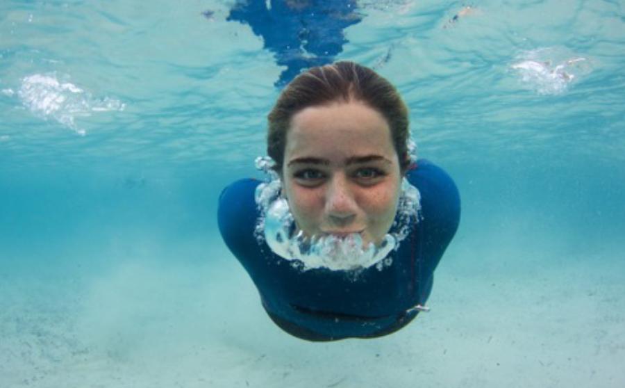 Caroline Marks, Olympic Surfer