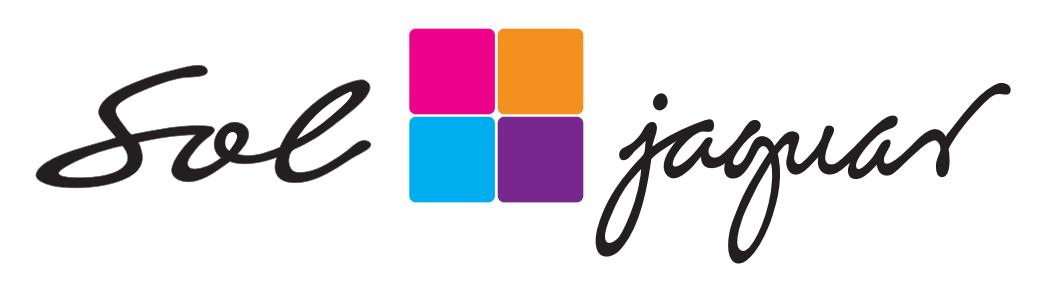 Logotipo ligero de Sol Jaguar
