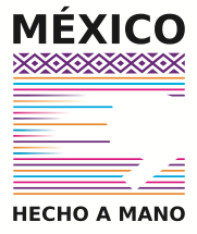 Logotipo Mexico Hecho a Mano