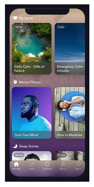Calm Current Homepage Scroll 4