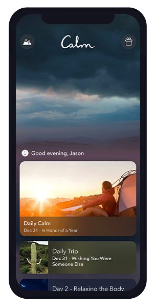 Calm Current Homepage 10