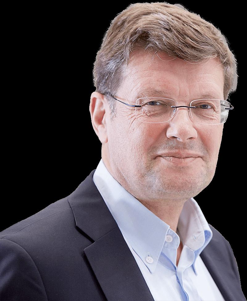 Jend Vergin - Geschäftsführer Omnitrade Handelsgesellschaft