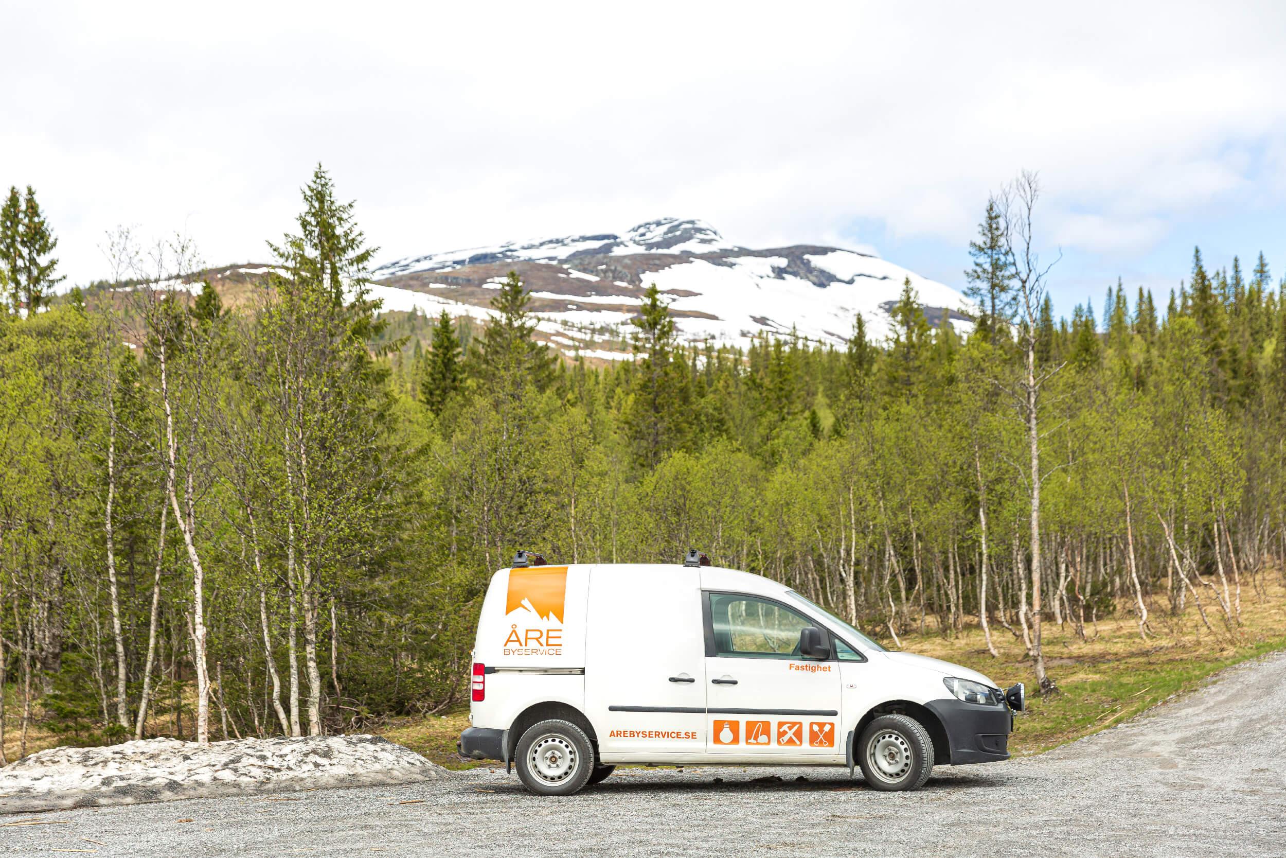 Åre Byservice - Vi sköter din fastighetsservice, markservice och städservice i Åre Kommun