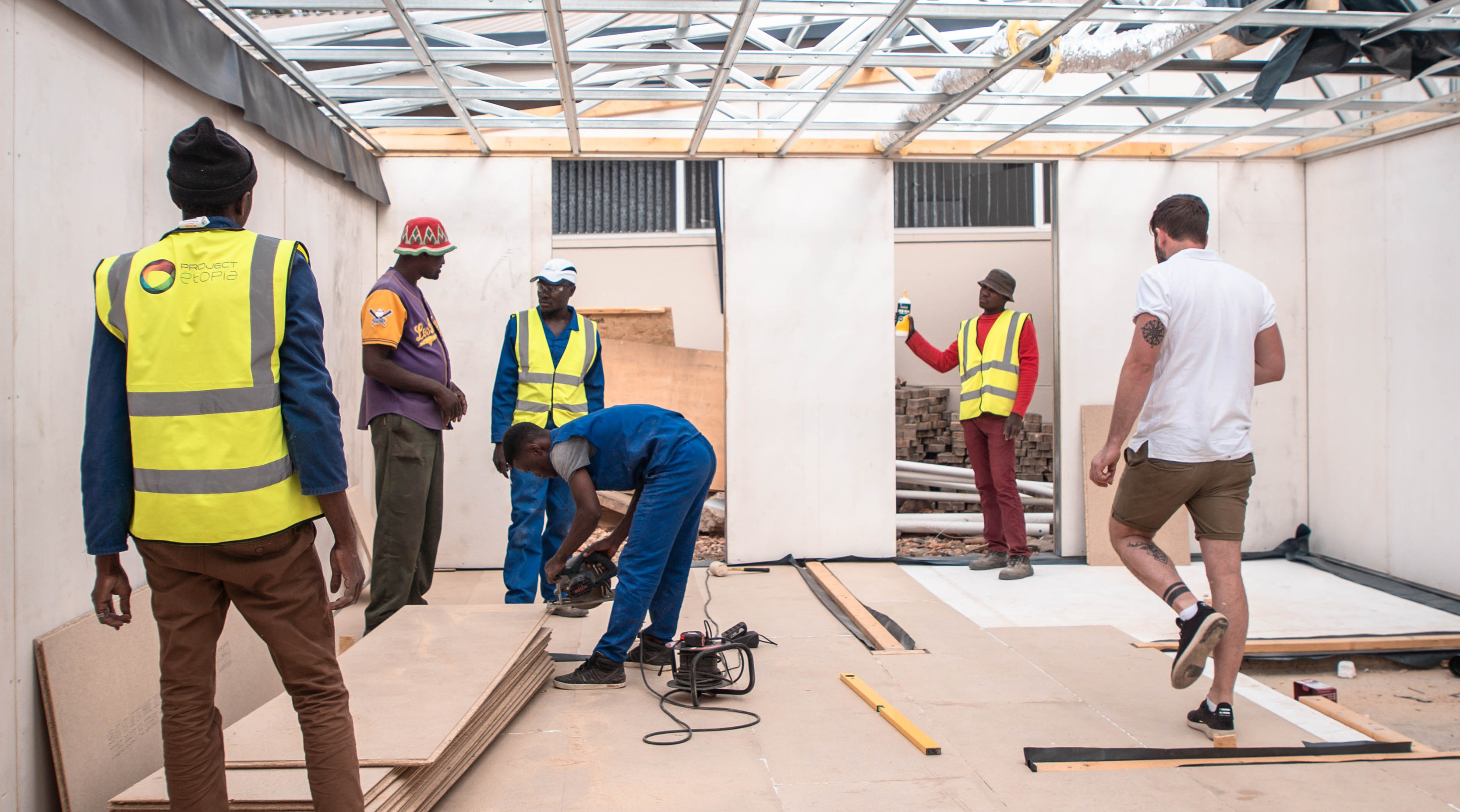 How innovative construction could ease Namibia's housing crisis