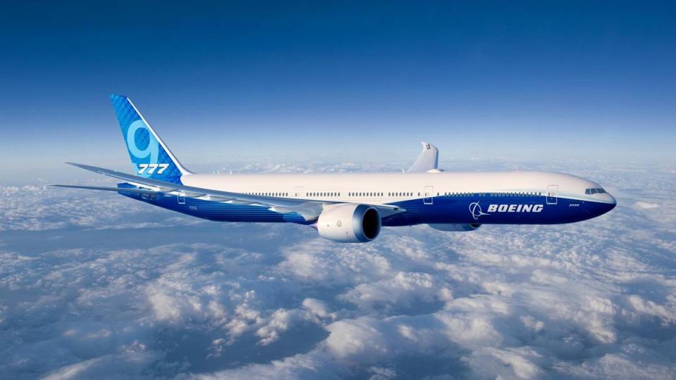 Boeing- 777X
