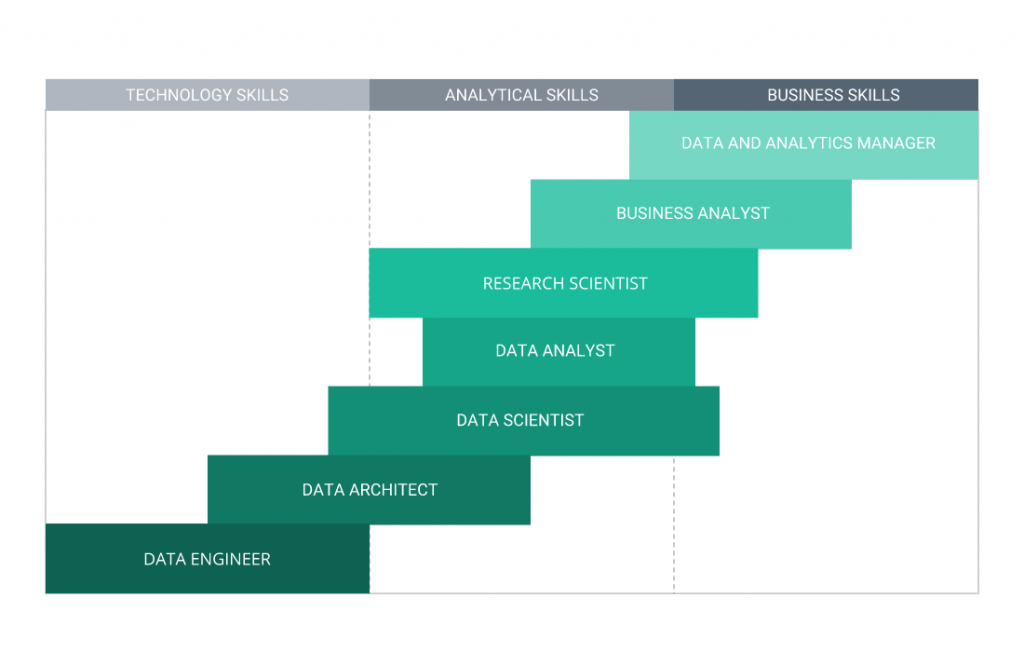 Data science roles