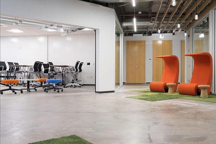 SAP Innovation Center in Palo Alto