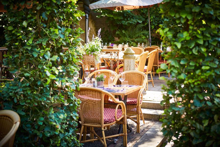 Tuin tafels Merlijn