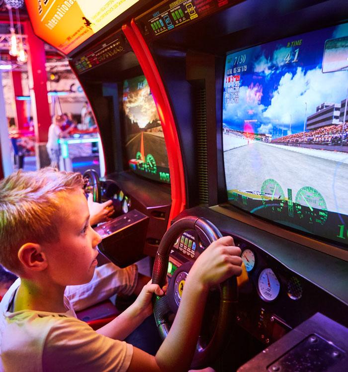 Coolplay videogame bij Merlijn