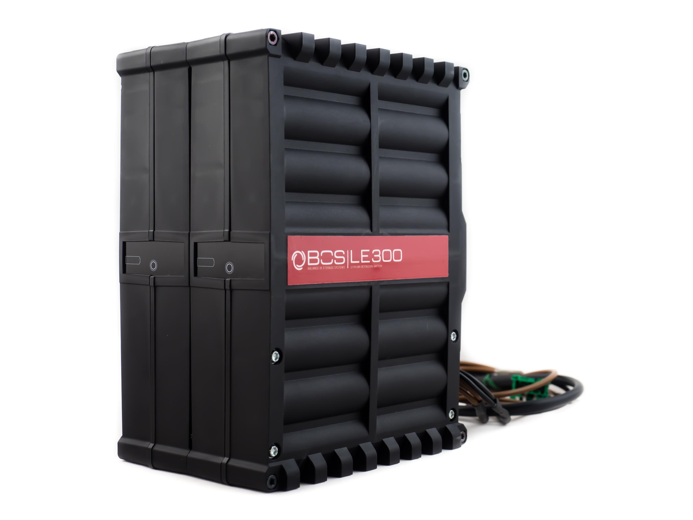 LE300 Smart Battery System 2er Block