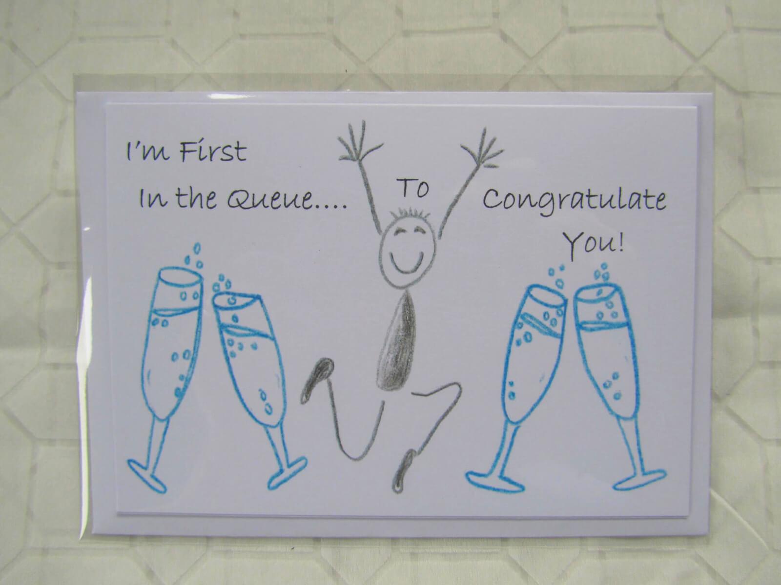 Congrats Queue