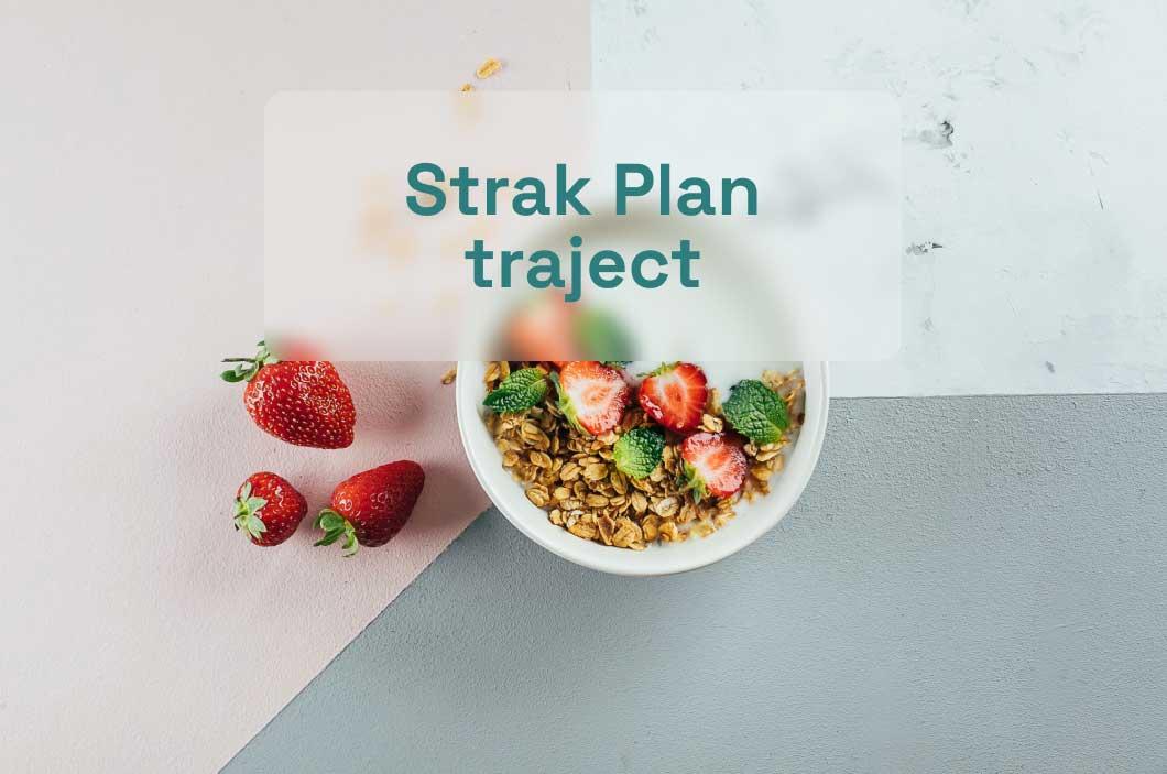 Strak Plan-traject