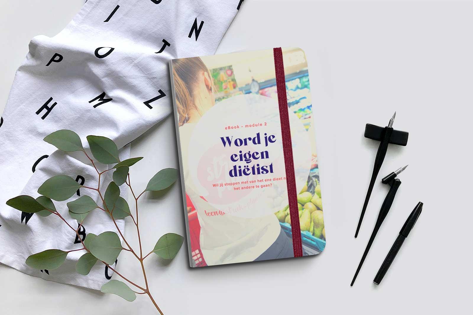 eBook - module 2 'Word je eigen diëtist'