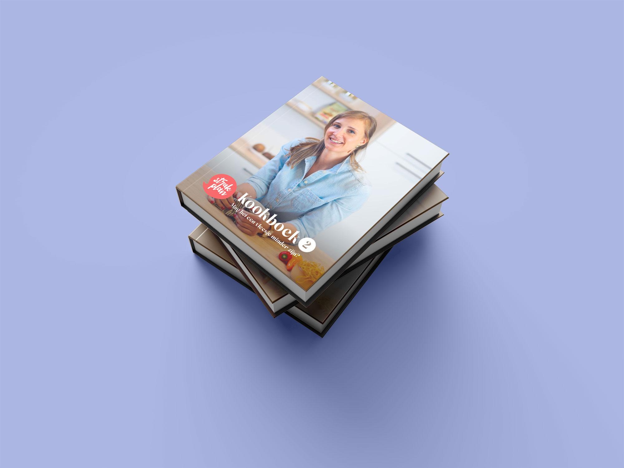 Strak Kookboek 2! (hardcover)