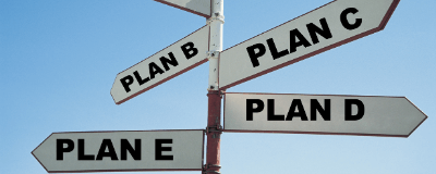 sign with plan b and plan c