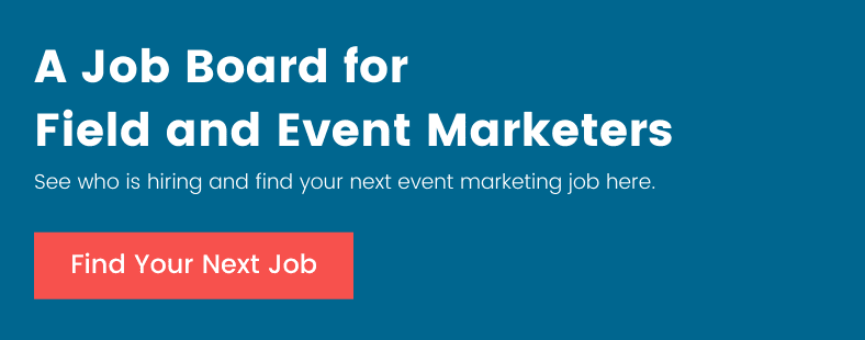 banzai job board for field and event marketers
