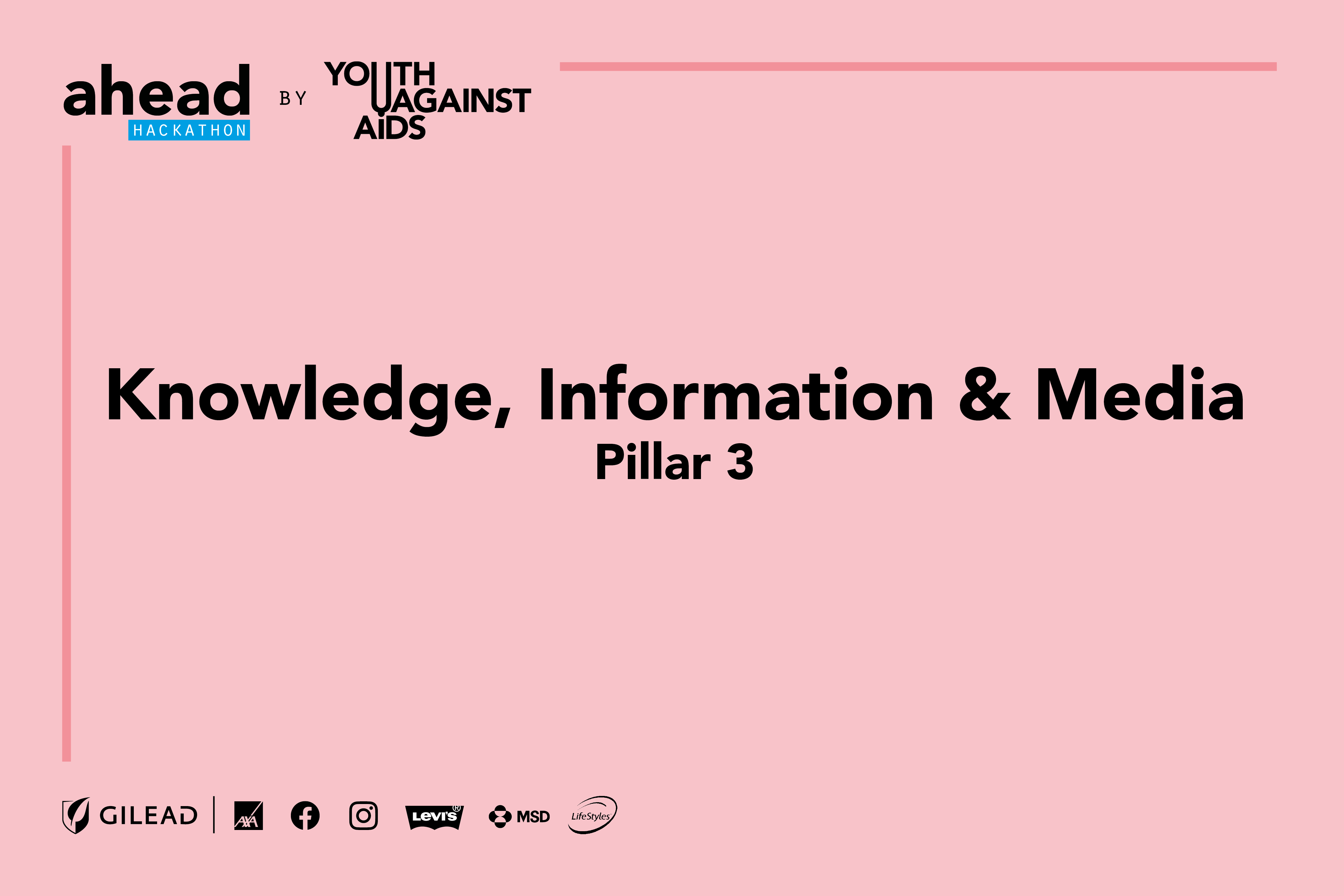 Pillar 3: Digital Means for the Youth