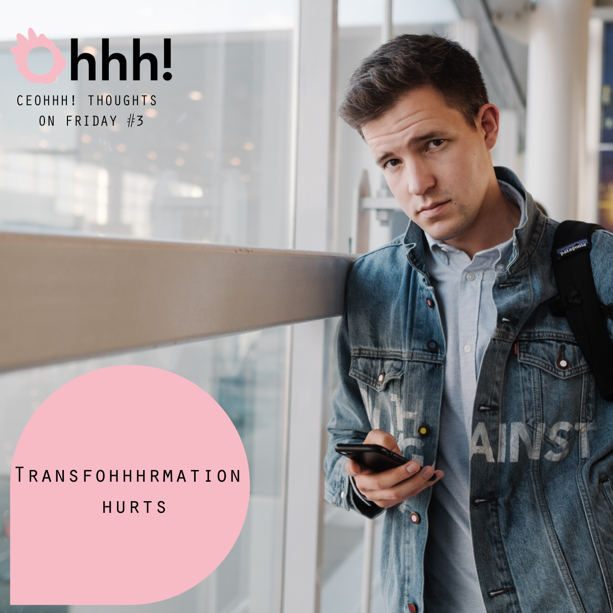Transfohhhrmation hurts