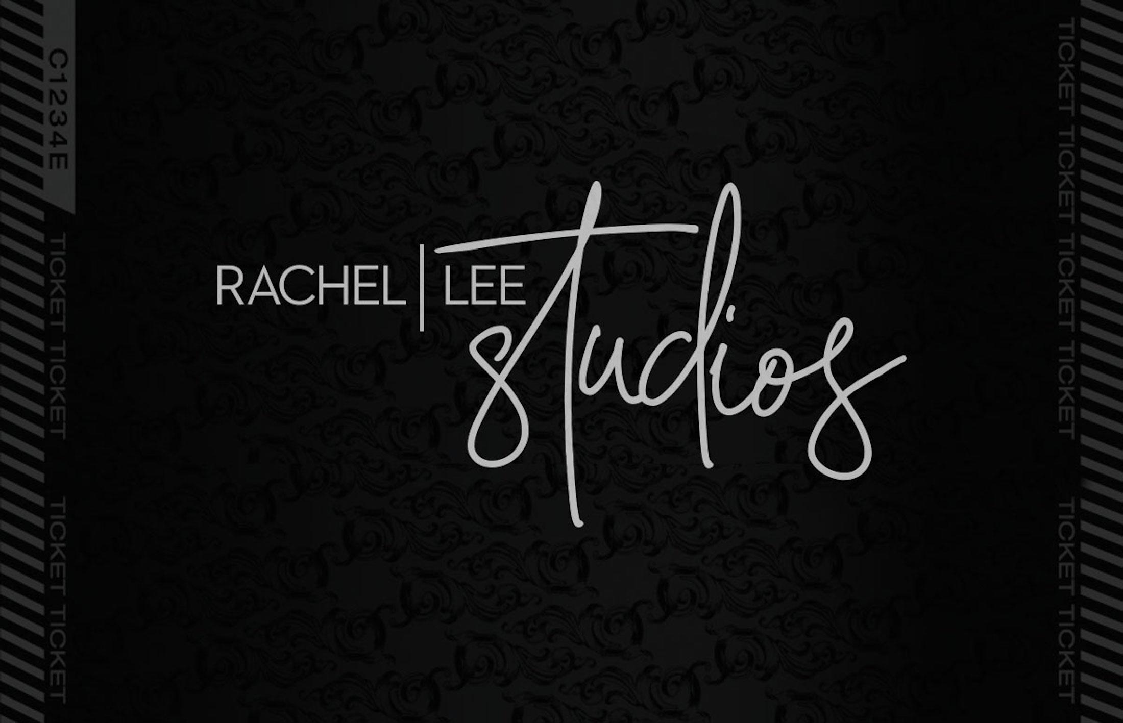 Rachel Lee Studios Logo