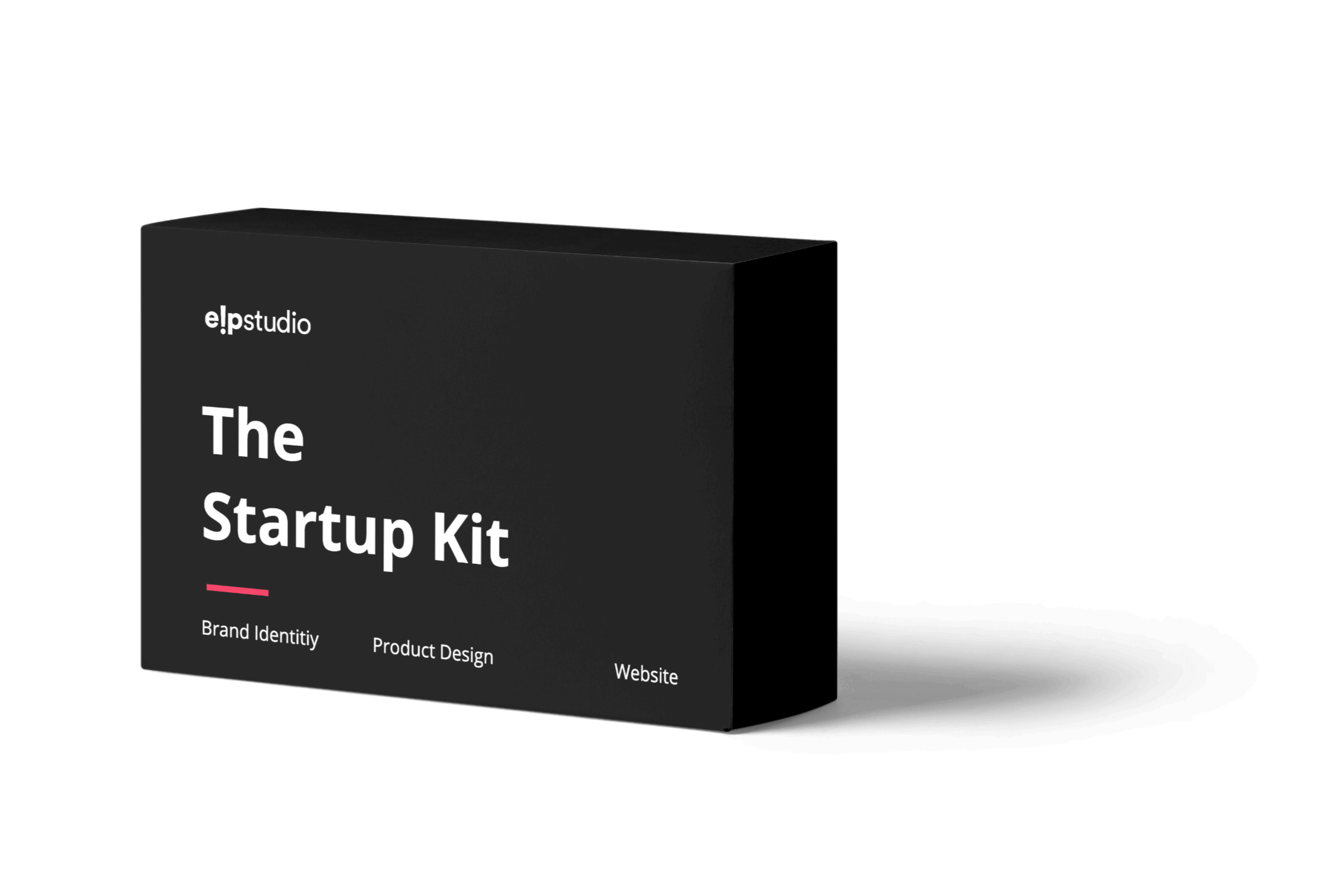 elp studip startup kit, new business design pack. the ideal design agency for startups.