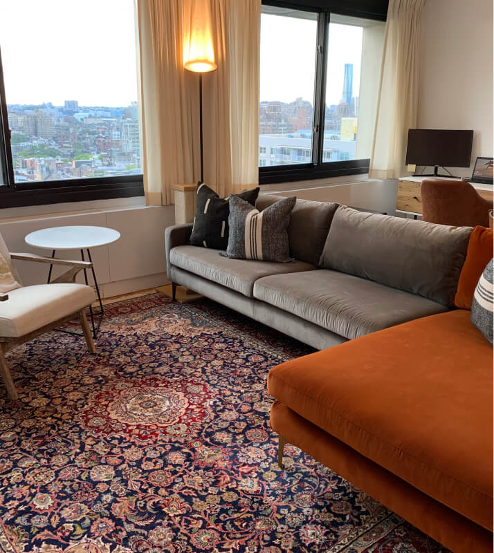 Well cleaned Luxury Room in Manhattan