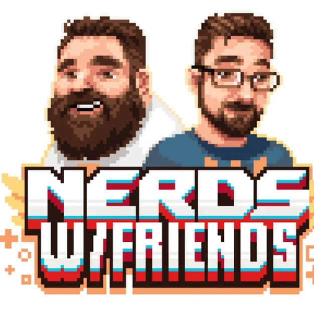 This is a Podcast for nerds, by nerds. We cover a variety of topics including movies, comic books, video games and anything else people can geek out over. Remember nerds, you're not alone. You are with friends. This is Nerds With Friends.