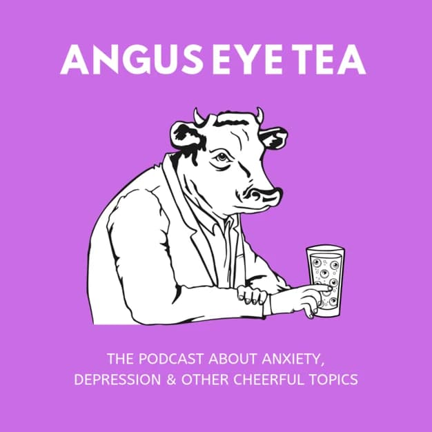 The no bull podcast about all things anxiety, depression & other cheerful topics.