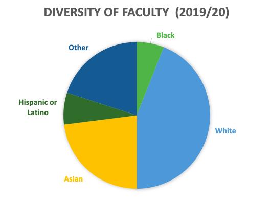Diversity of Baylor Medical School Faculty