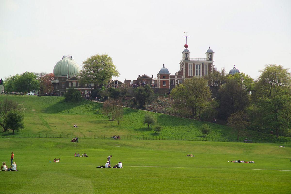 Greenwich park observatory