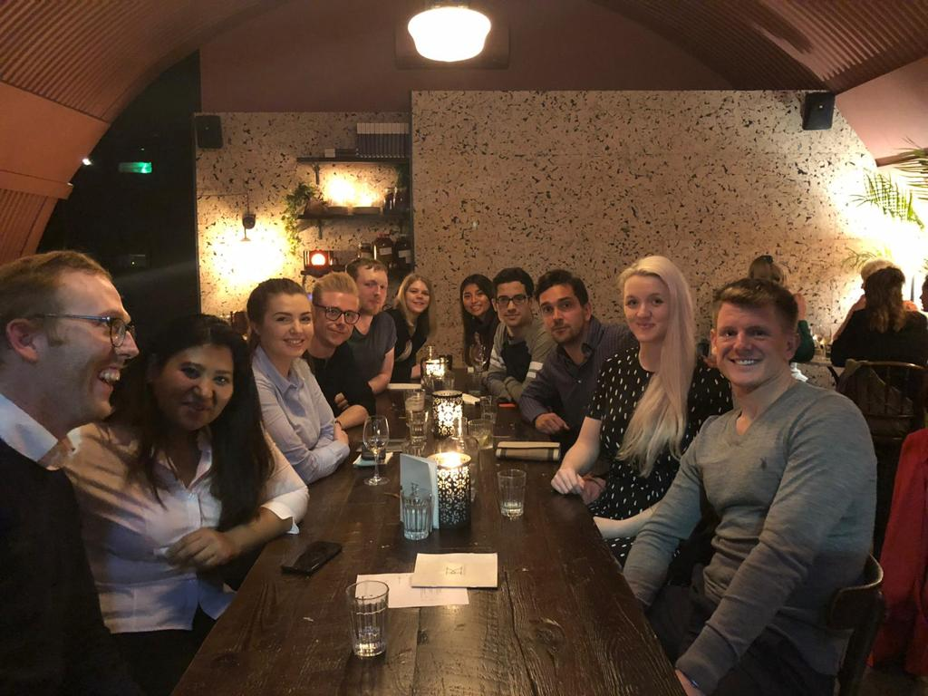 Lyvly's foodie group