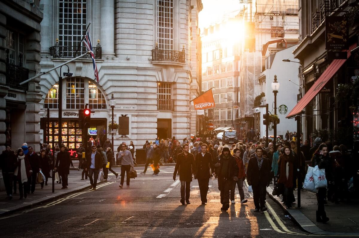 expat life: finding a job in London