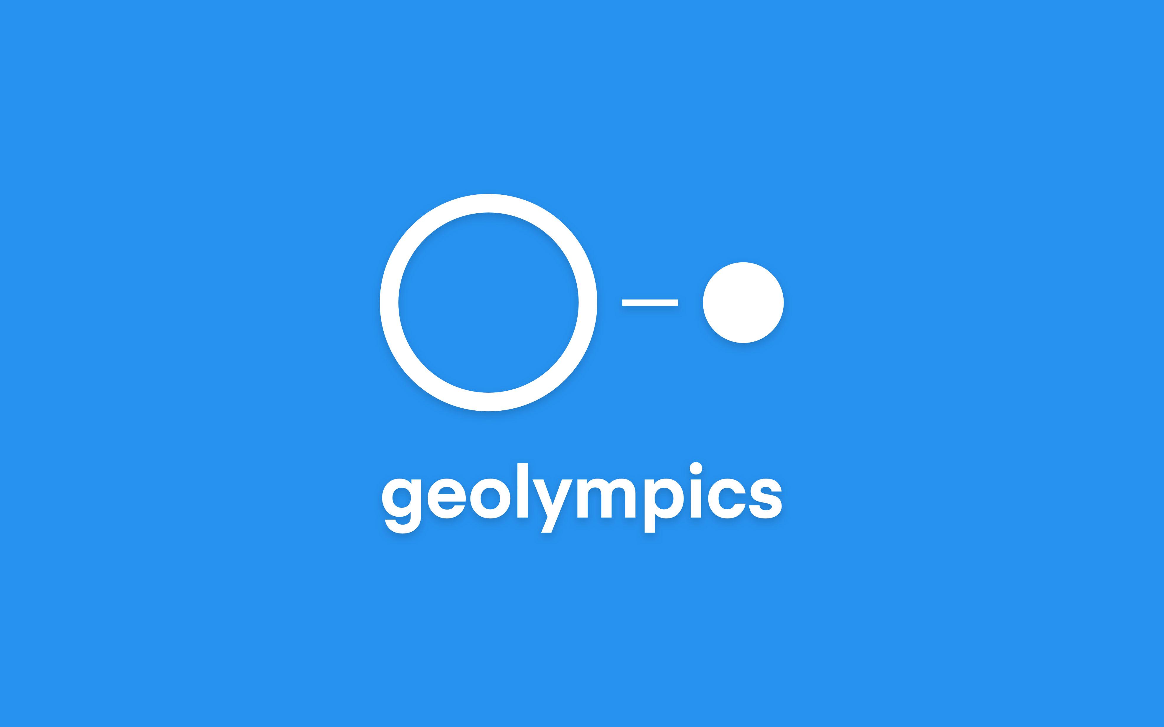 Logo of Geolympics