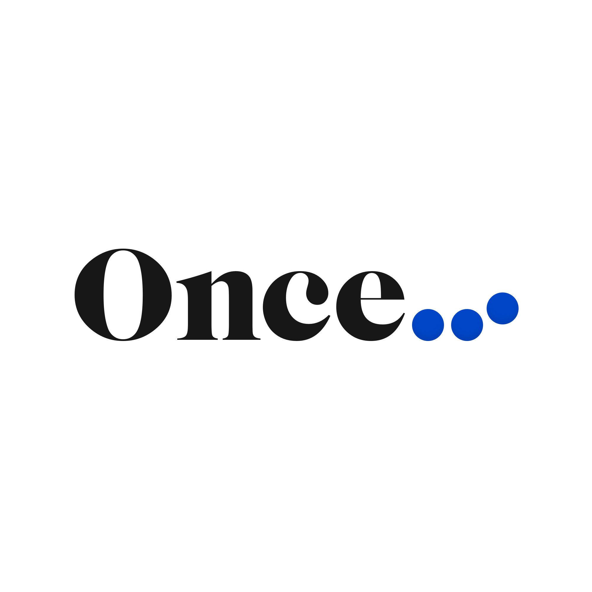 Logo of Once