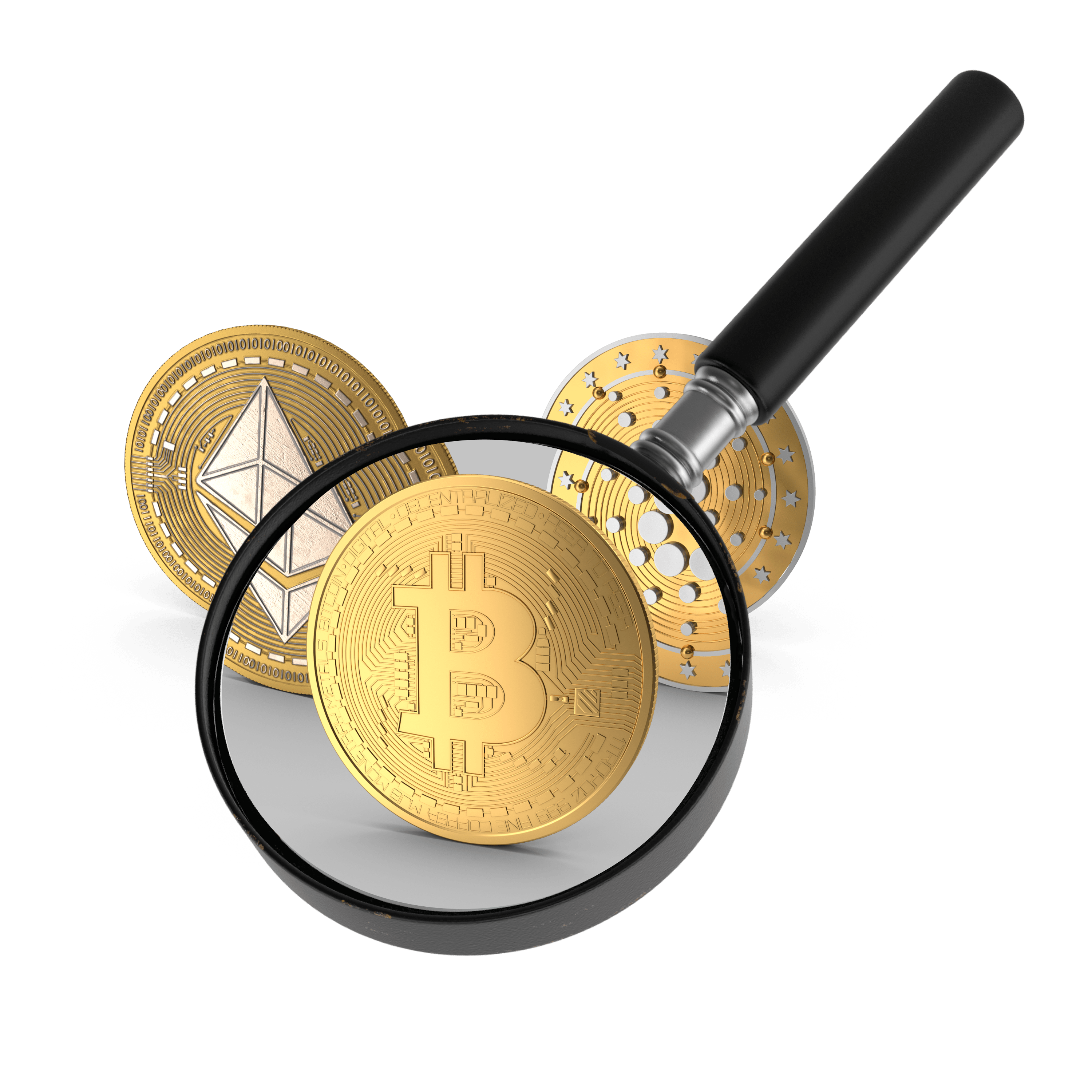 What types of cryptocurrencies exist?