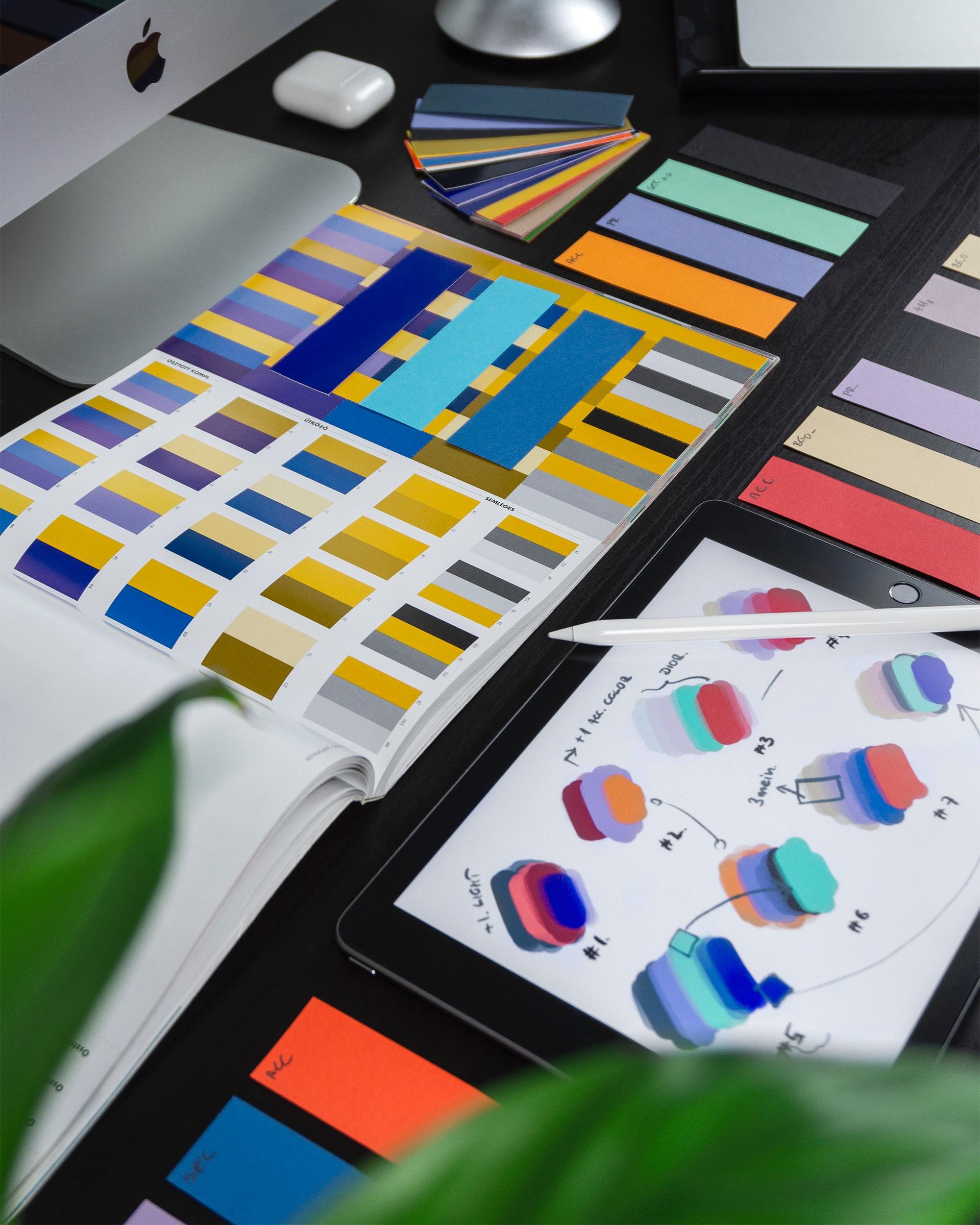 A design table