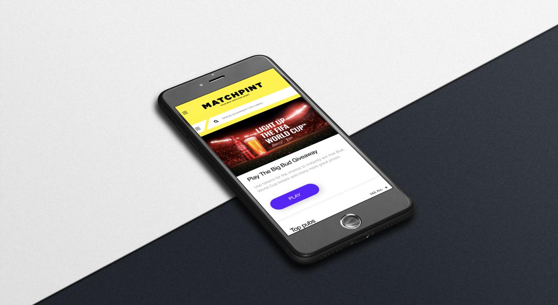 Mathcpint mobile screen