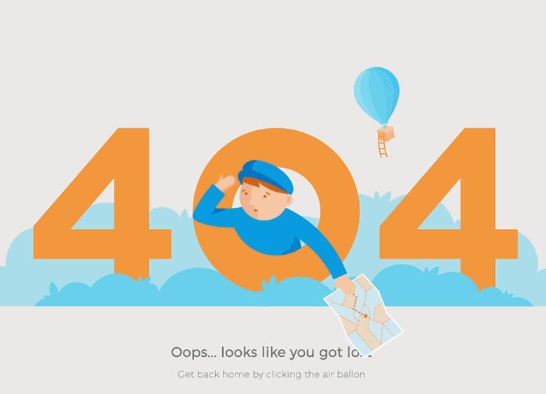 co to jest blad 404 na stronie