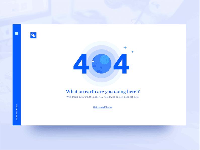 strony bledu 404