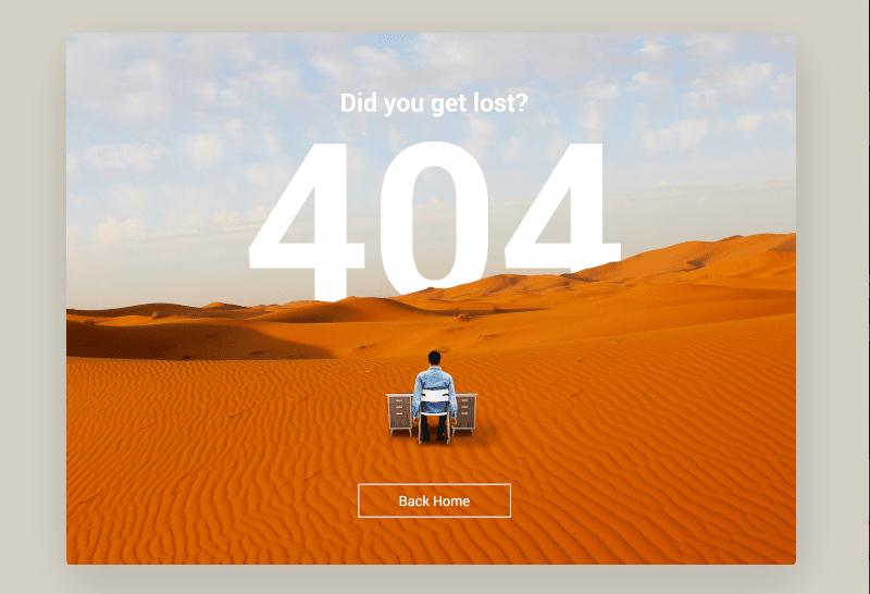 404 jak zrobic