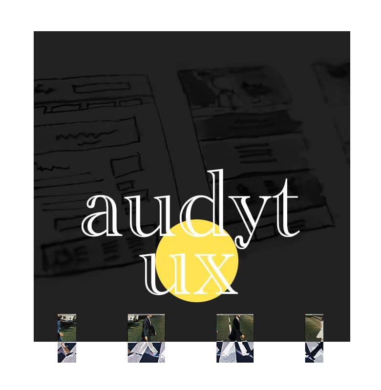 Audyt UX strony internetowej, sklepu – użyteczność i lepsze SEO